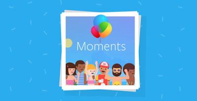 que es facebook moments