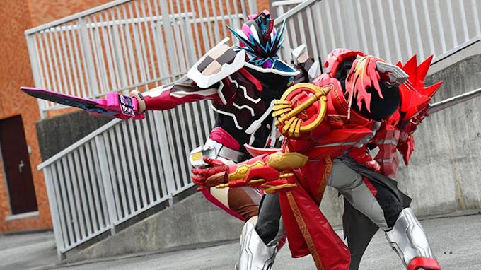Kamen Rider Saber Episode 19 Subtitle Indonesia