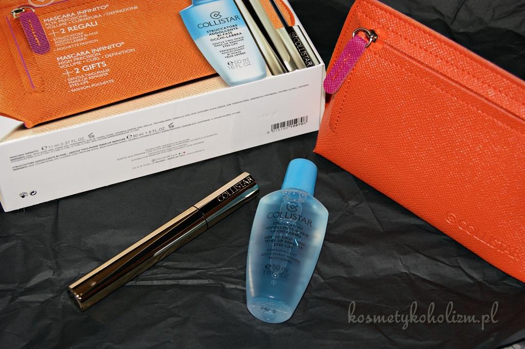 COLLISTAR Mascara Infinito | Efekt na rzęsach
