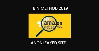 Amazon AWS Bin Method 2019