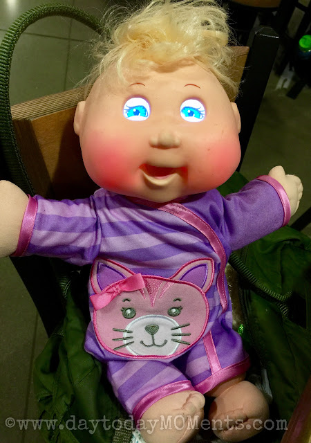 Cabbage Patch Kids - Baby So Real Doll