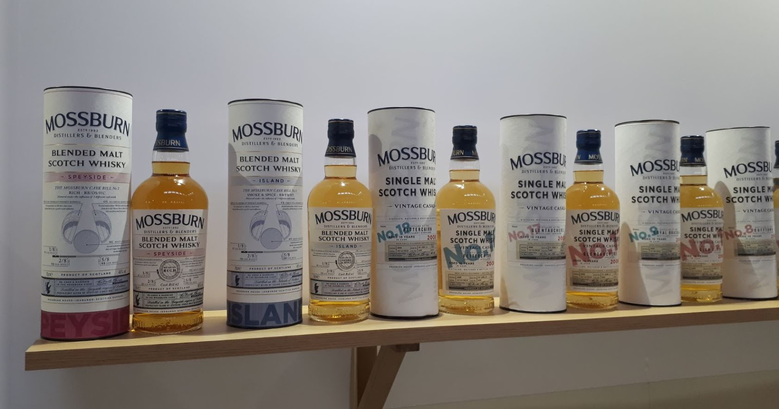 Distillerie Mossburn