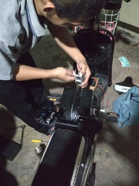 Service Sepeda Listrik dan Sepeda Ontel di Yogyakarta