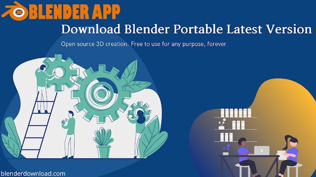Download Blender Portable Latest Version
