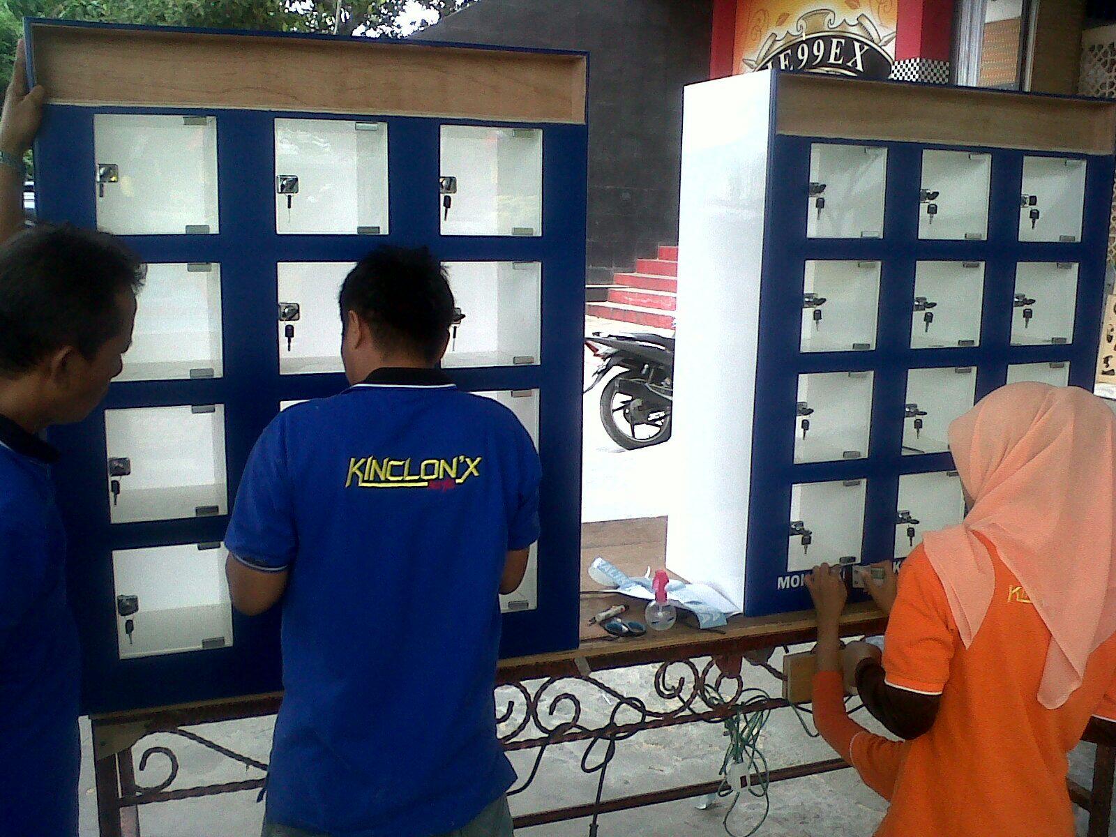 Box Charger Pt Kinclonx Acrylic Indonesia