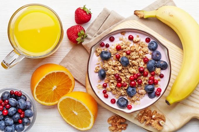 5 Healthy Breakfast Options