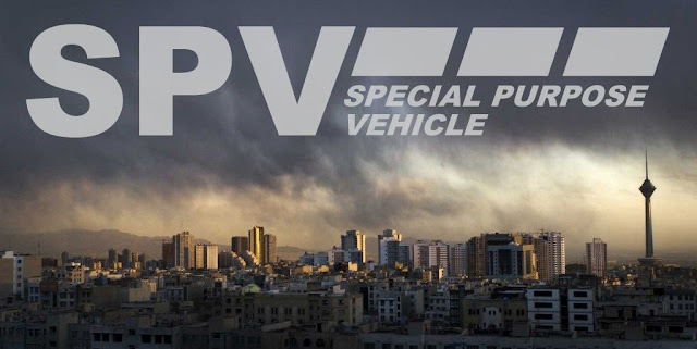Iran-focused SPV on Anvil, to Bypass U.S. Sanctions