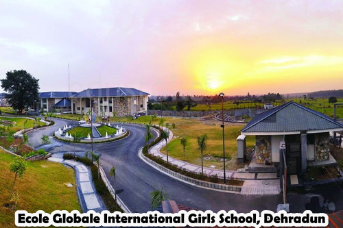 Ecole Globale International Girls School, Dehradun