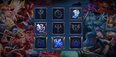 Emblem Valir tersakit