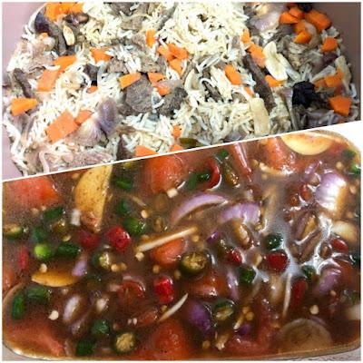 Resepi Nasi Daging Dan Air Asam Berkerisik