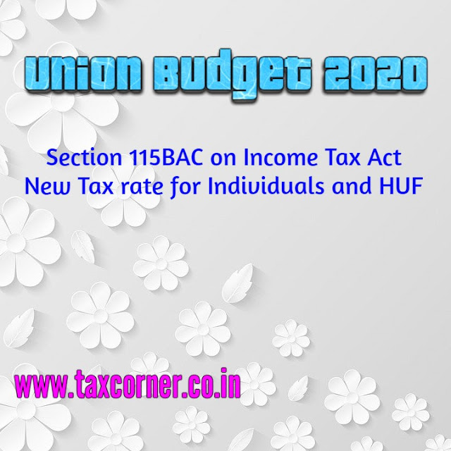 section-115bac-on-income-tax-act-new-tax-rate-for-individuals-and-huf