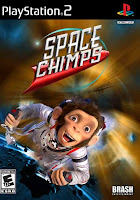 Space Chimps (PS2) 2008