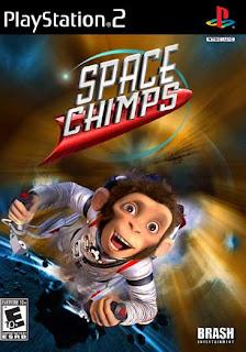 Space Chimps (PS2) 2008