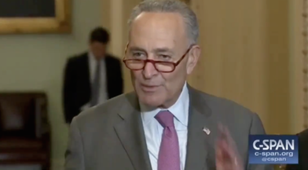 Chuck Schumer: 'There's No Presumption Of Innocence' For Brett Kavanaugh