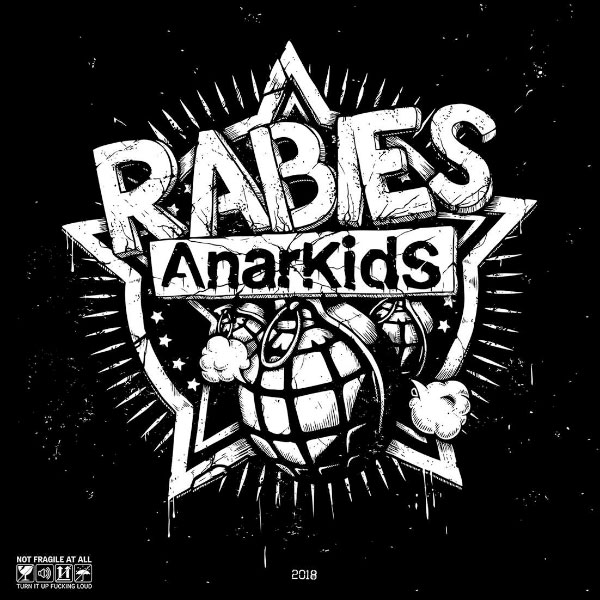 "Rabies stream new album ""Anarkids!"""