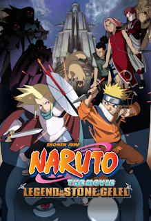 Download Naruto Movie 2 : Legend of the Stone of Gelel