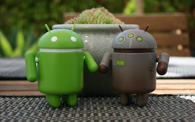 Jenis versi Android