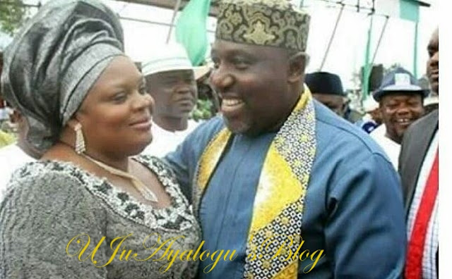 Okorocha's wife appointed into presidential campaign team