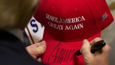 قبعة ترامب