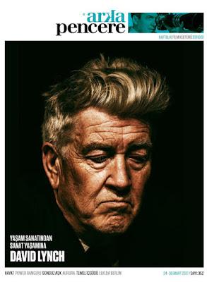 Arka Pencere 352. Sayı (24 Mart-30 Mart) - David Lynch