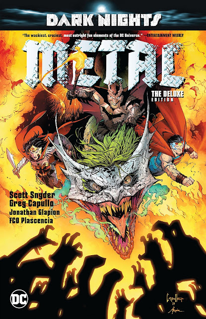 Dark Knights Metal: The Deluxe Edition