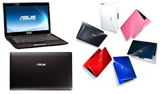 Daftar Harga Laptop Notebook Asus Spesifikasi Terbaru