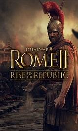 Total War Rome II Rise of the Republic pc cover - Total War Rome II Rise of the Republic Update v2.4.0.19581-CODEX