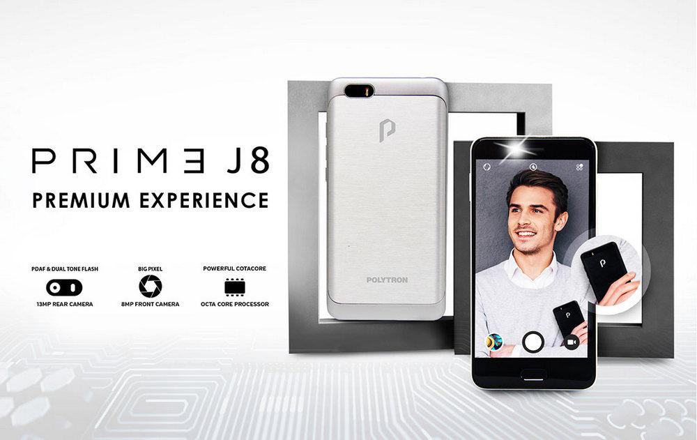 Harga dan Spesifikasi Polytron Prime J8 RAM 3GB ROM 32GB Terbaru di Indonesia
