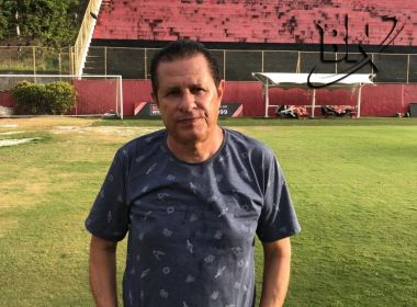 ff2ea81839ceb Lira diz que Vitória virou  time sub-50  e critica contratação de Cláudio  Tencati. Foto  Gabriel Rios  Bahia Notícias