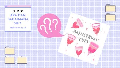 pakai-menstrual-cup