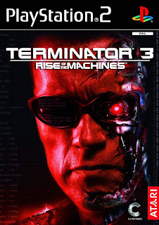 Terminator 3: Rise of the Machines PS2 ISO