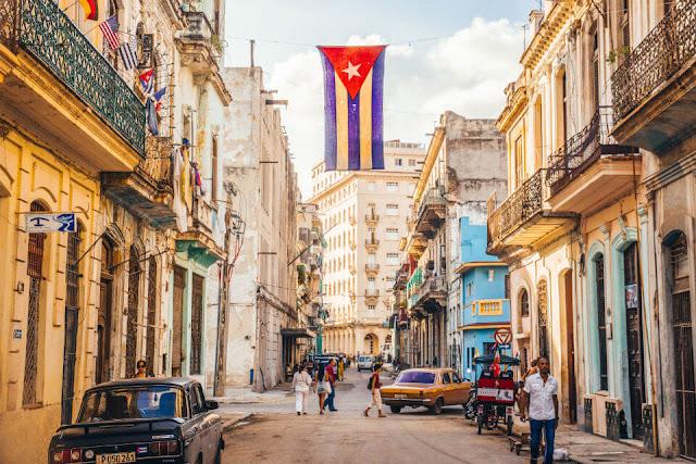 Khu phố cổ Havana
