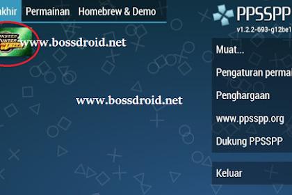 Cara Mod Game PPSSPP PSP di Emulator Android Tanpa Root dan Tanpa PC