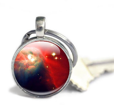 Space Keyring