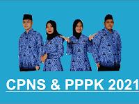 Pendaftaran Online CPNS & PPPK 2021 Melalui Portal SSCASN