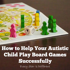 How to Help Your Autistic Child Play Board Games Successfully