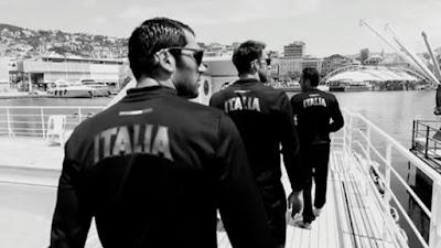 Rio 2016 - Uniformes Italia