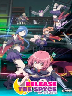 Assistir Release the Spyce Online