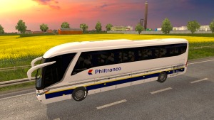 Bus mod - Islands of the Philippines G7 1200