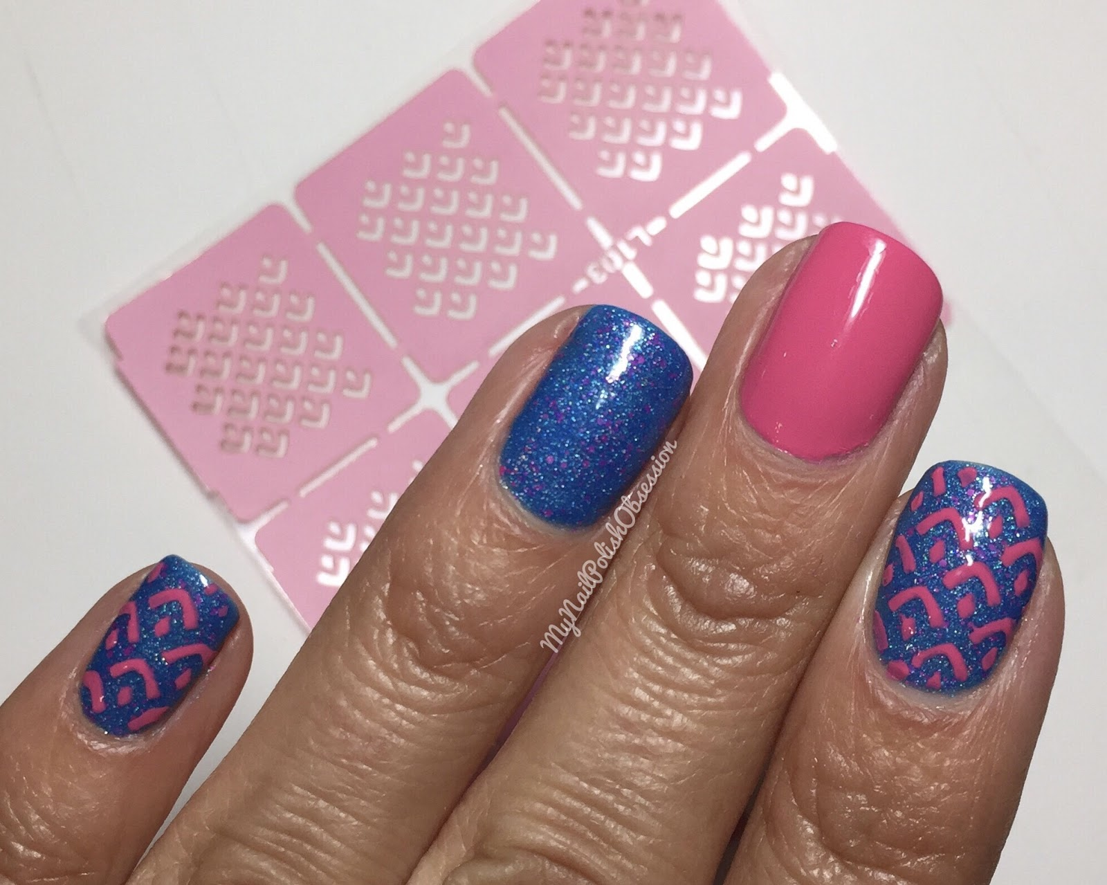 nail stencils how to use