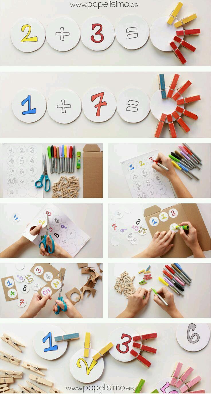 Mainan Dari Barang Bekas : mainan, barang, bekas, Membuat, Mainan, Edukasi, Barang, Bekas, Kumpulan, Kreasi