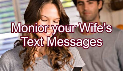 Read your Wife's Text Messages