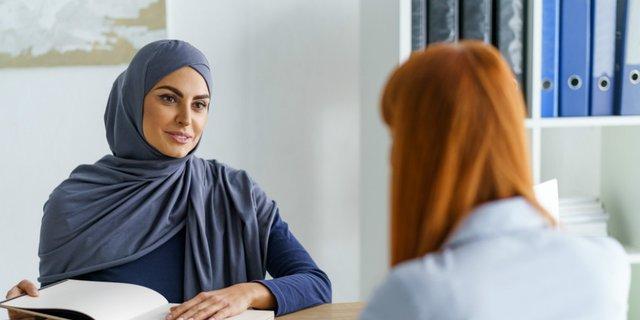 Wawancara Kerja Menjadi Resepsionis