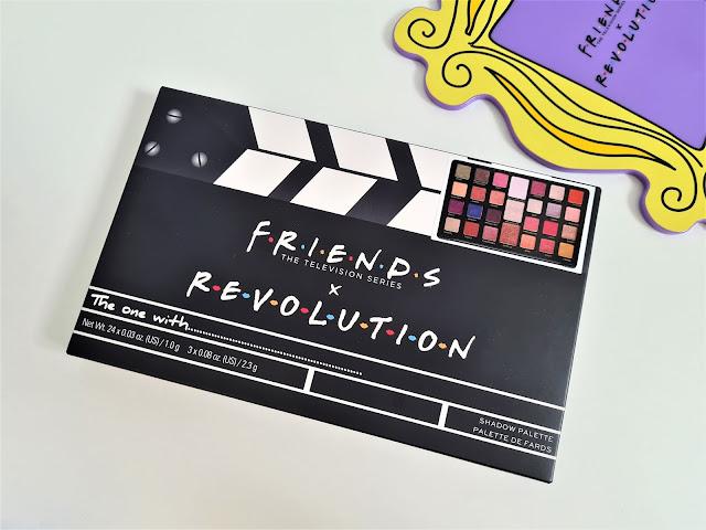 Revolution x Friends recenzija