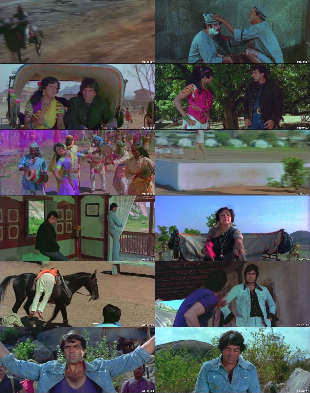 Sholay 1975 Full Hindi Movie Online Watch