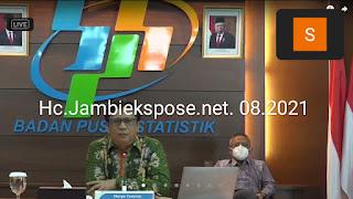 Pertanian Penyumbang Perekonomian  Indonesia Triwulan II 2021Menyumbang Sebesar 7.07 Persen