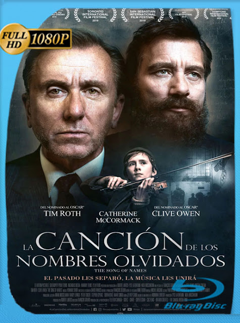 La Canción De Los Nombres Olvidados (The Song of Names) (2019) HD [1080p] Latino [GoogleDrive] SilvestreHD