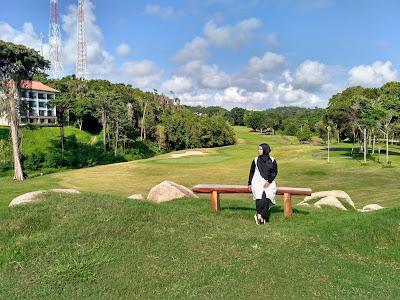 bintan lagoon resort lagoi, unizara, ruziana, blogger tanjungpinang