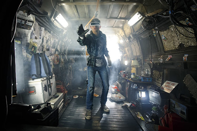 Ready player one 2018 sci fi vr