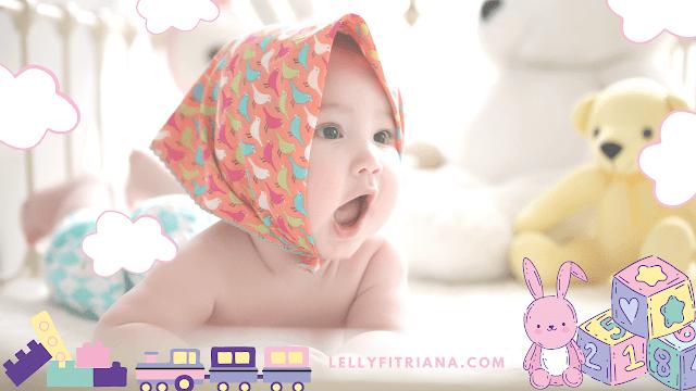 Stimulasi bayi 0-3 bulan